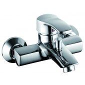 KFA Armatura Kwarc bateria wannowo-prysznicowa ścienna chrom 4204-010-00