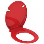 Koło Nova Pro Bez Barier deska sedesowa czerwona M30153000