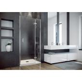 Besco Viva drzwi prysznicowe 100x195 cm prawe szkło przezroczyste DVP-100-195-C