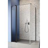 Radaway Nes Black KDJ II drzwi prysznicowe 100 cm lewe szkło przezroczyste 10032100-54-01L