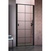 Radaway Nes Black DWJ I drzwi prysznicowe 90 cm prawe szkło Factory 10026090-54-55R