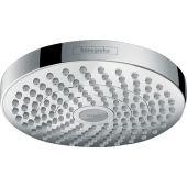 Hansgrohe Croma Select S EcoSmart deszczownica 18 cm okrągła chrom 26523000