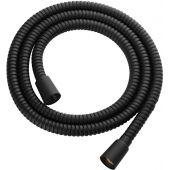 Omnires wąż prysznicowy 150 cm czarny mat 023-XBL