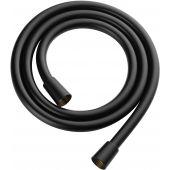 Omnires wąż prysznicowy 150 cm czarny mat 028BL