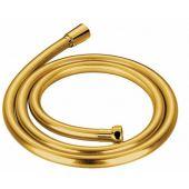 Omnires wąż prysznicowy 150 cm złoty 028GL