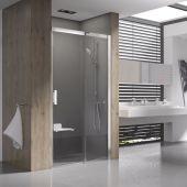 Ravak Matrix MSD2-110 R drzwi prysznicowe 110 cm przesuwne prawe polerowane aluminium/transparent 0WPD0C00Z1
