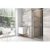 Ravak BLDZ2 drzwi prysznicowe 90 cm szkło transparentne X01H70C00Z1