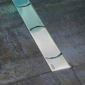 Ravak Chrome odpływ liniowy 30 cm nierdzewny X01426