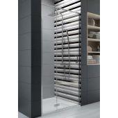 Sanplast Free Line II drzwi prysznicowe 120 cm wnękowe DJ2/FREEII-120 600-261-0360-42-401