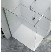 Sanplast Altus ścianka prysznicowa walk-in 120 cm kabina PIII/ALTIIa-120 600-121-2961-42-401