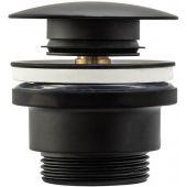 Rea korek do umywalki klik-klak uniwersalny czarny REA-A5216