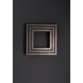 Enix Libra (L)  grzejnik ozdobny 60x60 cm grafit strukturalny L00060006001410E1000