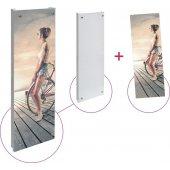 Instal Projekt Magic grzejnik dekoracyjny ekran szkło transparentne MAG-50/120EL06