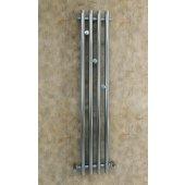 Imers Aries grzejnik łazienkowy 100x19 cm chrom 0110