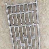 Imers Indeo grzejnik łazienkowy 120x43 cm biały 0332