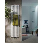 Zehnder Kleo Bar grzejnik łazienkowy 150x56,1 cm biały KLPV150-17