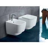 Hatria Fusion 48 miska WC wisząca biała YXZL01