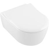 Villeroy & Boch Avento Combi-Pack zestaw miska WC CeramicPlus z deską wolnoopadającą 5656RSR1