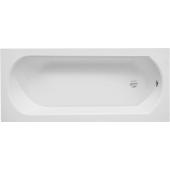 Besco Intrica wanna prostokątna 160x75 cm biała #WAIN-160-PK