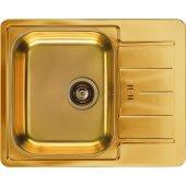 Alveus Monarch-Line 60 zlewozmywak wpuszczany złoto 1069001