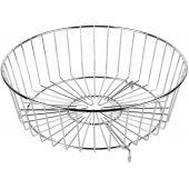 Deante koszyk stalowy okrągły 34 cm ZZE080K