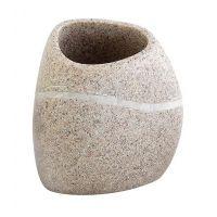 Awd Interior Rock kubek stojący beżowy AWD02190723