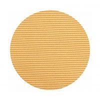 Bisk mata piankowa 45 cm żółta Round 01614