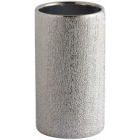 Bisk Nice kubek kosmetyczny stojący szary 05706
