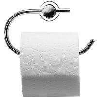 Duravit D-Code uchwyt na papier toaletowy ścienny chrom 0099261000