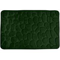 Duschy Rimini dywanik łazienkowy 95x60 cm prostokątny ciemnozielony 765-59