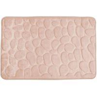 Duschy Rimini dywanik łazienkowy 95x60 cm prostokątny jasnoróżowy 765-84