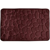 Duschy Rimini dywanik łazienkowy 95x60 cm prostokątny kasztanowy 765-89