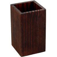 Ferro Wenge kubek drewniany I03