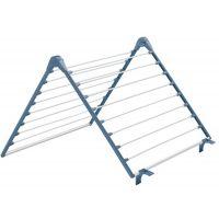 Meliconi Lock Bath suszarka na pranie 10 metrów nawannowa niebieska 70140504102