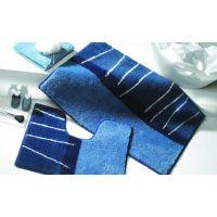Sealskin Matches dywanik łazienkowy z wycięciem pod WC 55x45 cm blau 293305021