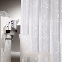 Sealskin Movement zasłona prysznicowa tekstylna 180 cm white 231951310