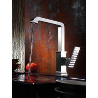 Art Platino Panama bateria kuchenna z wylewką 360° chrom