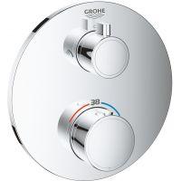 Grohe Grohtherm bateria wannowo-prysznicowa podtynkowa termostatyczna chrom 24076000