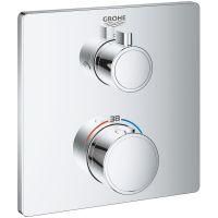 Grohe Grohtherm bateria prysznicowa podtynkowa termostatyczna chrom 24079000