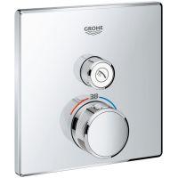 Grohe Grohtherm SmartControl bateria prysznicowa podtynkowa termostatyczna chrom 29123000
