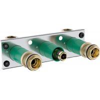 Hansgrohe Universal 600 zestaw podstawowy do termostatu 13129180