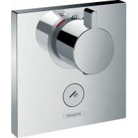 Hansgrohe ShowerSelect Highflow bateria prysznicowa podtynkowa termostatyczna chrom 15761000