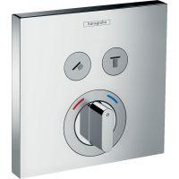 Hansgrohe ShowerSelect bateria wannowo-prysznicowa podtynkowa chrom 15768000
