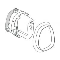 Ideal Standard Marc Newson element podtynkowy baterii termostatycznej A2353NU