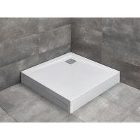 Radaway Argos panel brodzika 140 cm biały 001-510134004
