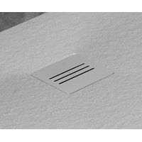 Radaway Kyntos F kratka odpływowa biała HKA-04