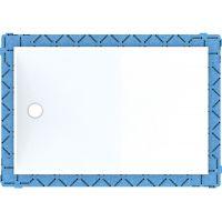 Geberit Setaplano panel do natrysków bezbrodzikowych 90x75 cm 154.292.11.1