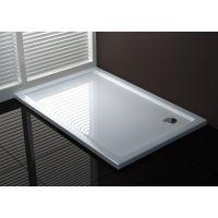 Rea Porta brodzik prostokątny 100x80 cm prawy biały REA-K090C