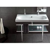 Hatria Daytime umywalka prostokątna 110x50 cm biała Y0YS01