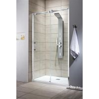 Radaway Espera DWJ ścianka 55 cm do drzwi prysznicowych prawa szkło przezroczyste 380212-01R